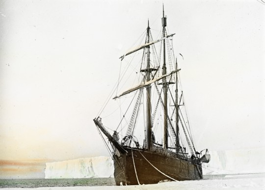 The Polar Ship Fram