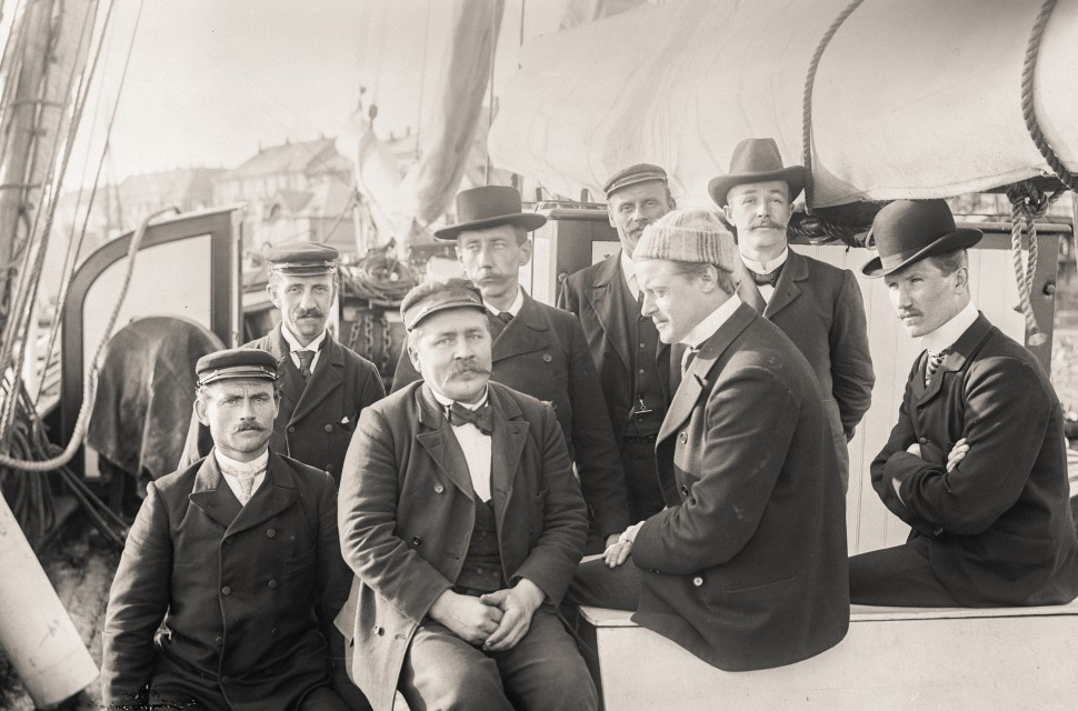 The Gjøa Expedition (1903-1906)
