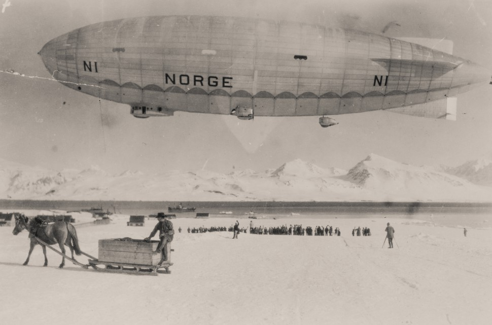 The Norge flight (1926)