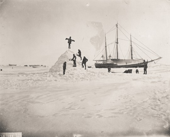 The First Fram Expedition (1893-1896)
