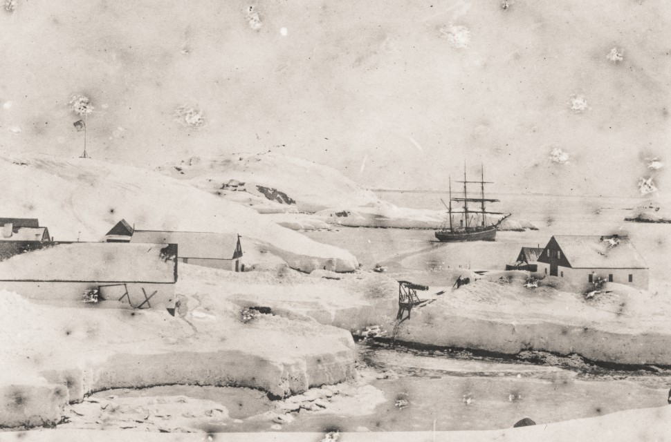 Across the Greenland ice (1888-1889)