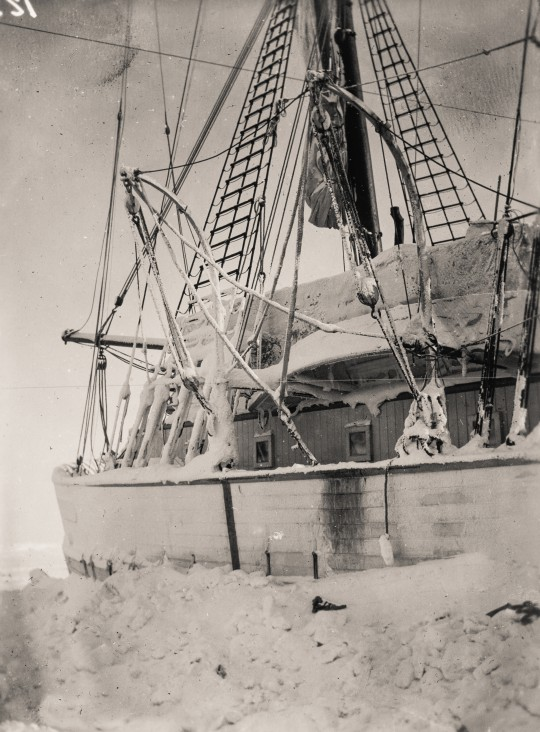 The Polar Ship Maud