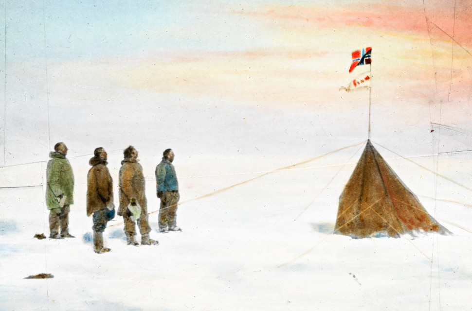 The Third Fram Expedition (1910-1914)