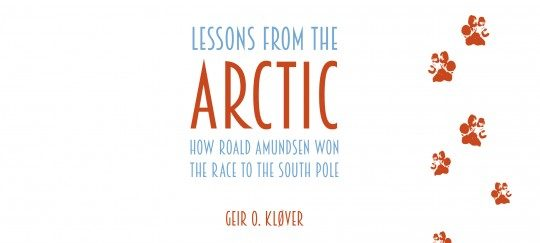 'Lessons from the Arctic' honoured!