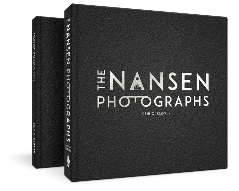 The Nansen Photographs – New spectacular book available!